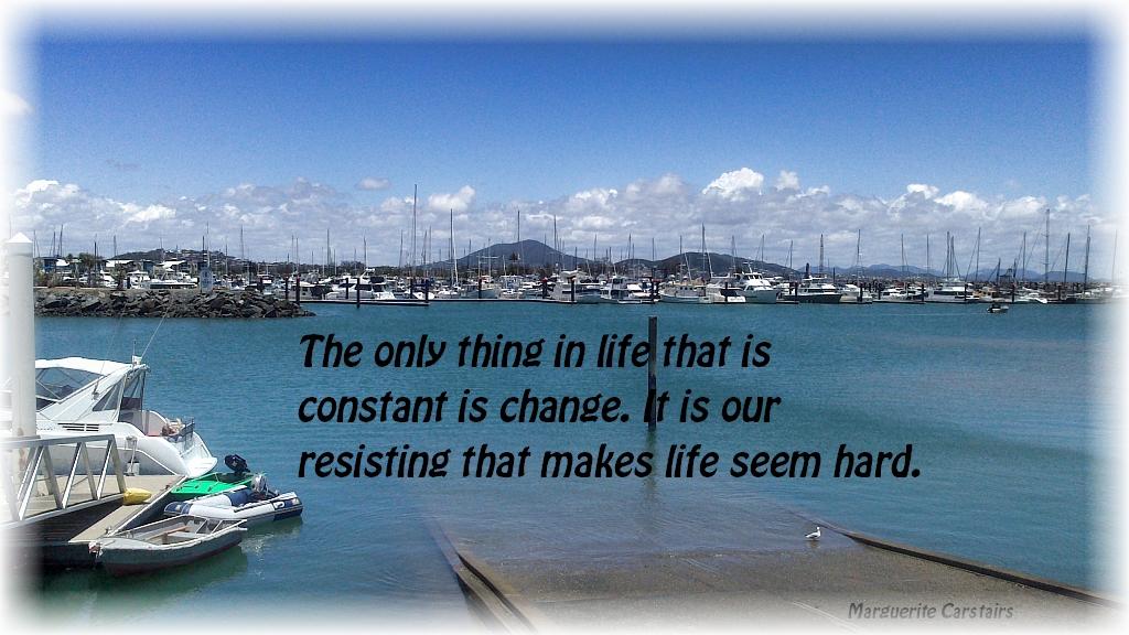Life constant change lyrics