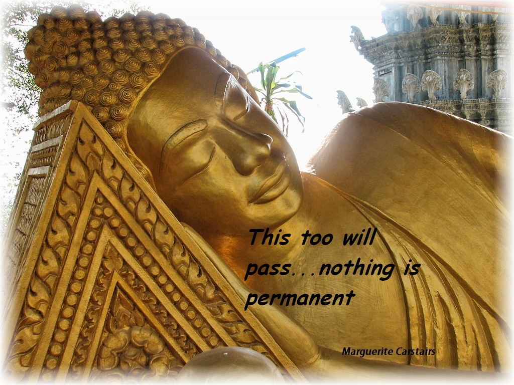 This Too Will Passnothing Is Permanent Quotes Inspire